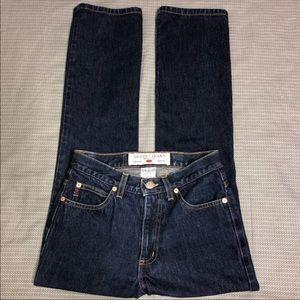 Guess Jeans Bootleg Style Dark Denim